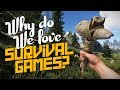 Why do we love survival games? | An analysis