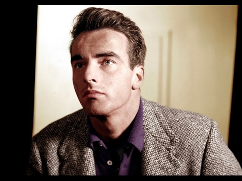 Montgomery Clift - Rare and beautiful