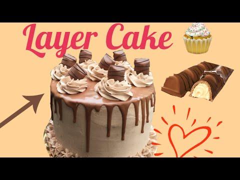 recette-layer-cake-🧁-une-tuerie-😍❤️