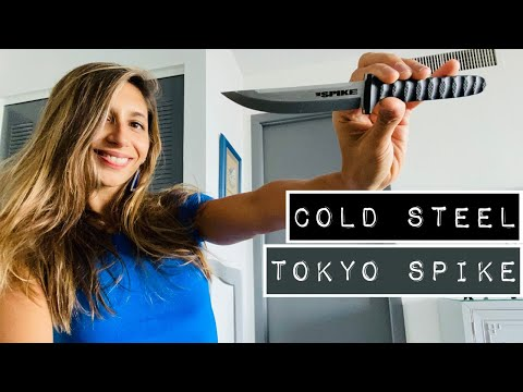 Cold Steel Tokyo Spike Knife Review