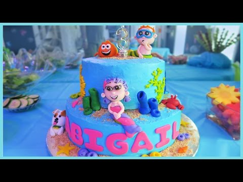 ABIGAIL'S 3RD BIRTHDAY PARTY!