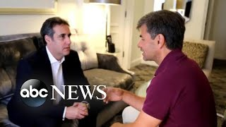 'GMA' Hot List: Michael Cohen says his family, not Trump, has his 'loyalty'