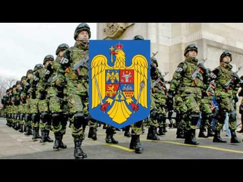 Treceți, Batalioane Române, Carpații - Cântec Patriotic