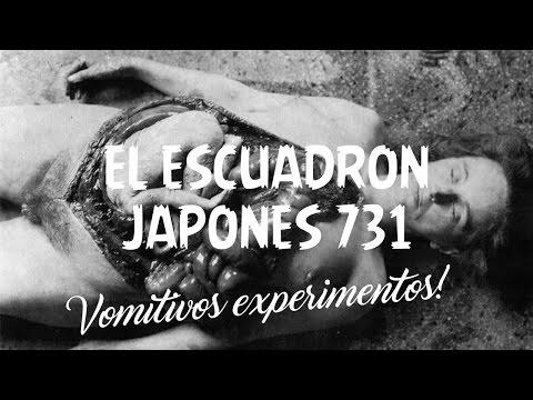 El escuadrón japonés 731... VOMITIVOS EXPERIMENTOS!!!