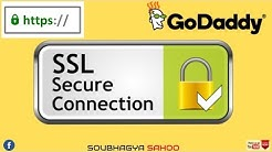How to install SSL in Godaddy Hosted Website