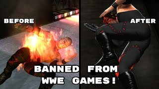 5 Features Banned From WWE Games