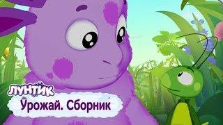 Урожай 🌾 Лунтик 🌾 Сборник мультфильмов 2018