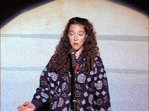 Leah Gershten - Okinawa Doyo Concert 2008 -- Akai Kutsu (Red Shoes)