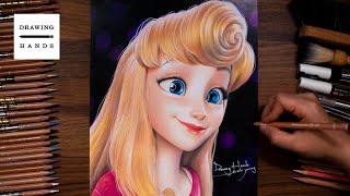 Drawing Sleeping Beauty - Aurora [Drawing Hands]