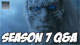 Game of Thrones Season 7 Q&A - Tyrion Targaryen Theory True?