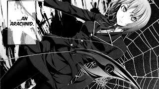 Manga Minute 3 Arachnid