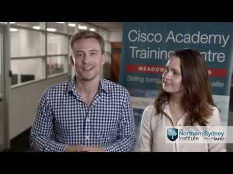 Cisco Academy Training Centre - The Northern Sydney Institute, Part Of TAFE NSW