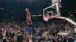 Vince Carter - 5 Free Throw Line Dunks