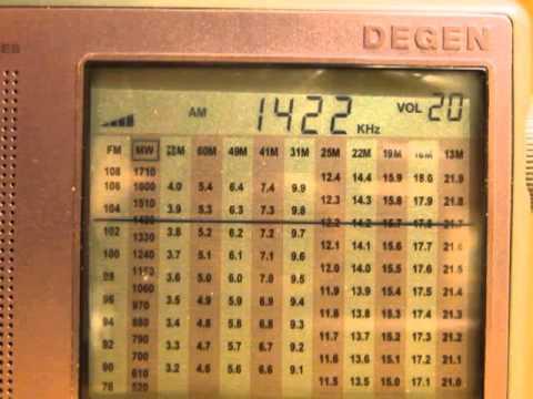 MW-DX: Evening mediumwave reception (1170-1660 kHz) in Santa Maria, Sal, Cape Verde