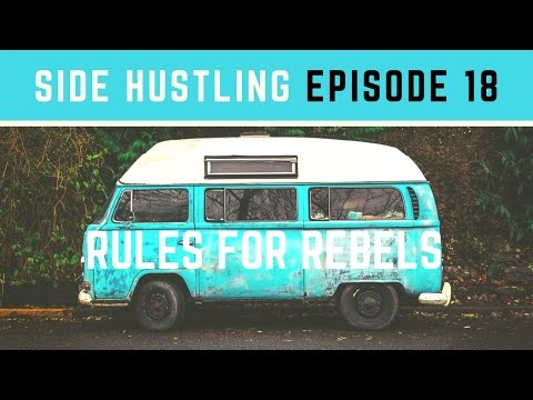 Side Hustling Ep. 18: How to Earn a Living from a Skill or Hobby Possess and Enjoy Doing