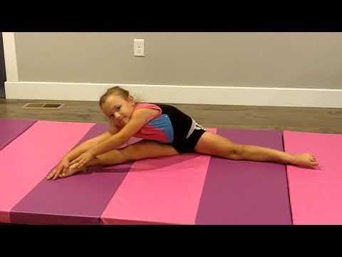We Got A New Gymnastics Tumbling Mat!