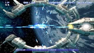 Gradius V HD PCSX2 60FPS [1080p]