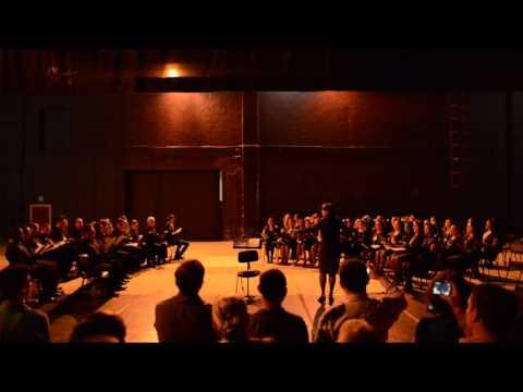 I Masterclass Canto Curitiba- Maestrina Elionai Mazzelli