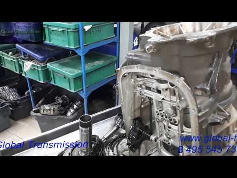 Фото к видео: Пример ремонта АКПП 5L50 Cadillac SRX