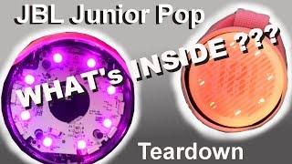 Baixar What's inside JBL JR POP speaker - TEARDOWN
