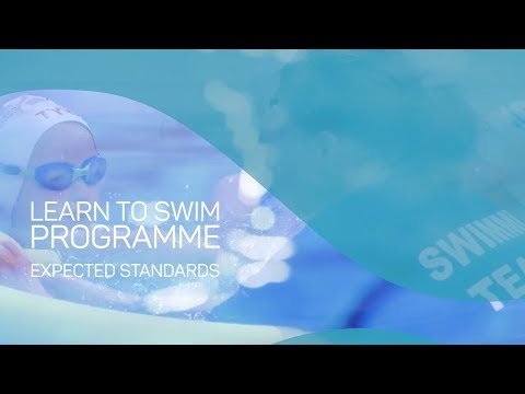 Swim England Learn To Swim Programme Expected Standards