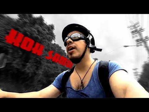Isla de KOH SAMUI! | Recorrida en Moto!! | VLOG #003