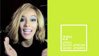 #SAMA22 Behind the scenes with SA Celebs at CandiHouse 2016