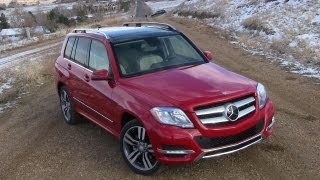 Mercedes-Benz GLK-Class 2013 Videos