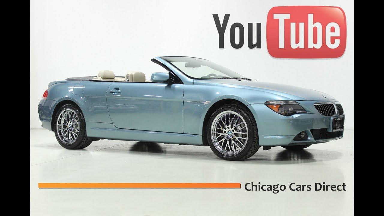 Chicago Cars Direct Presents A BMW Ci Convertible Atlantic - Sports cars direct
