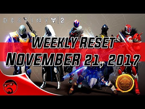 Destiny 2 - WEEKLY RESET - Iron Banner Returns!