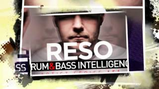 Reso Drum & Bass Intelligence - Drum & Bass Sounds & Samples