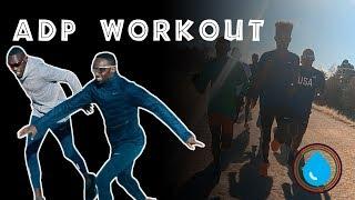 ArtiKen Presents: American Distance Project's Workout