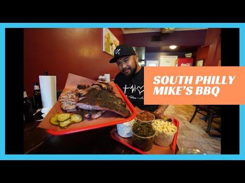 A South Philly BBQ Gem At Mike's BBQ [JL Jupiter TV]