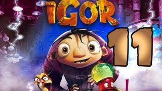 Igor : The Game (Wii, PC) ~ Walkthrough Part 11