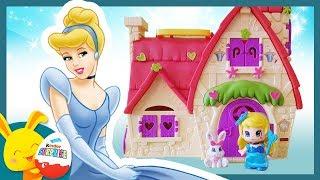 Histoire Princesse Cendrillon - Les contes de fées Pinypon - Touni Toys Titounis