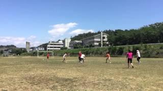 前橋市田口町、利根川河川敷か群馬アリーナで毎週日曜日に練習していま...