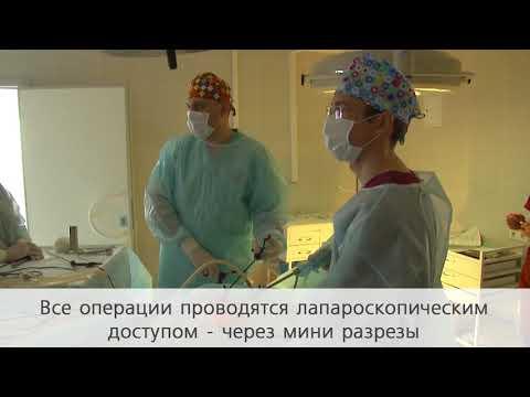 Хирургия в гинекологии