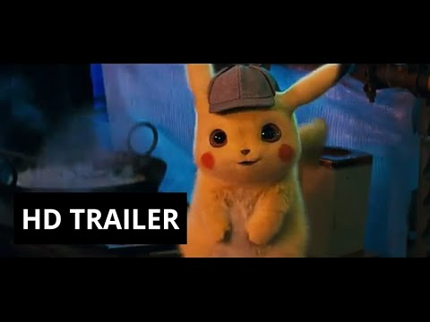 POKÈMON DETECTIVE PIKACHU - Official Trailer 1 - 2018 Hd .mp4