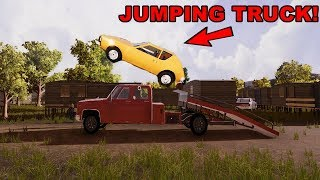 Trailer Park Mechanic - JUMPING THE TRAILER PARK AND CUSTOMER RIPPED US OFF