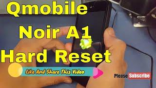 Qmobile A1 Hard Reset || Pattern Unlock