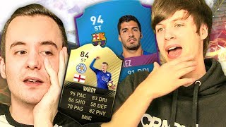 Chris and Jamie Vardy ARE NO MORE! Fifa 17 Ultimate Team