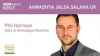 BBC Radio Kent : The Sunday Programme on Ahmadiyya Jalsa Salana