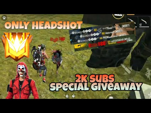 #freefire.-solo-vs-squard..-killing-montage.and-2k-subs-special-giveaway-❤️