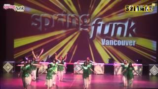 Jiya Jale   Shiamak Spring Funk 2014   Vancouver