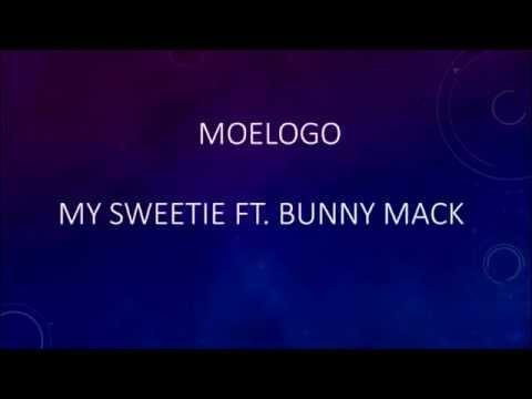 Moelogo - My Sweetie ft.  Bunny Mack (Official Lyric Video)