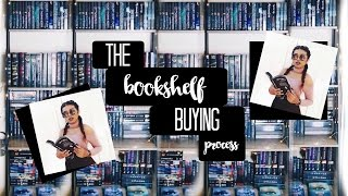One of IsThatChami's most viewed videos: BOOKSHELF BUYING PROCESS: BUYING, BUILDING, ORGANISATION