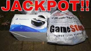 Download JACKPOT!!! Gamestop Dumpster Dive Night #356 Mp3 and Videos