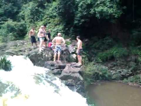 Jake E at Gardner's falls - YouTube