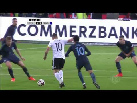 Podolski dit adieu avec un but exceptionnel !