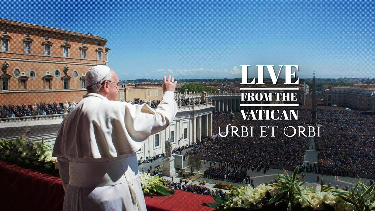 Pope Christmas Speech 2021 Watch Live Christmas Message From Pope Francis And Urbi Et Orbi Blessing Youtube